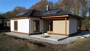 Moravské dřevostavby – rodinné domy se zabudovanou inteligencí